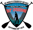 Corinth Canal SUP Crossing 2018